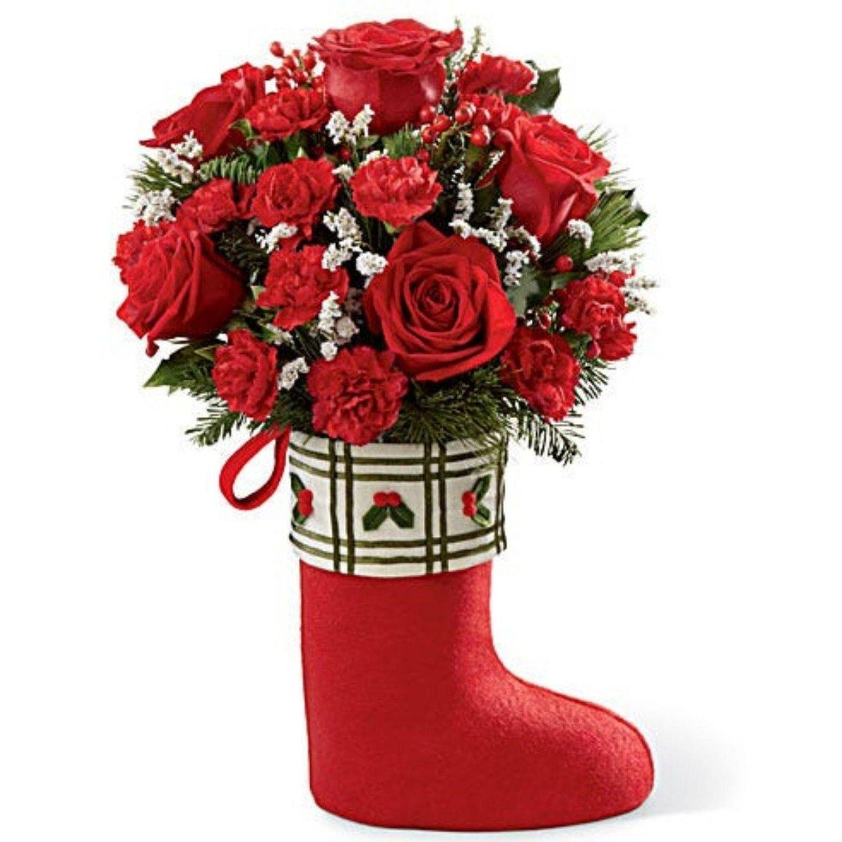 Celebrate the Season Bouq. - Shalimar Flower Shop