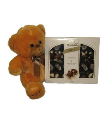 Chocolate Gift Set - Shalimar Flower Shop
