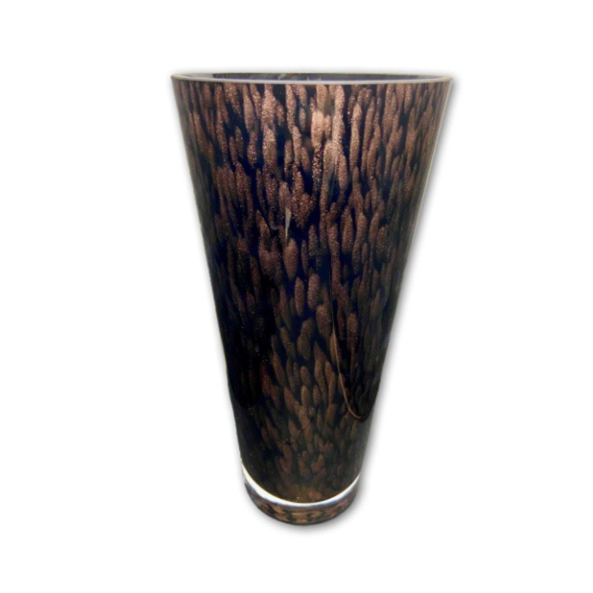 Copper Sparkling Premium Vase - Shalimar Flower Shop