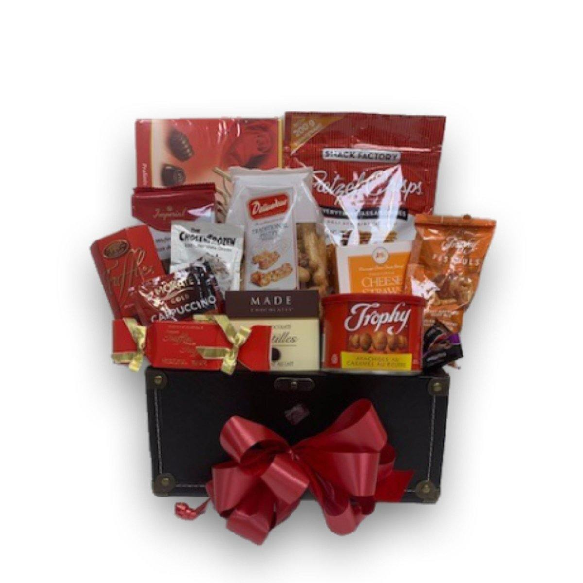 Decadent Chocolate Gift Set - Shalimar Flower Shop