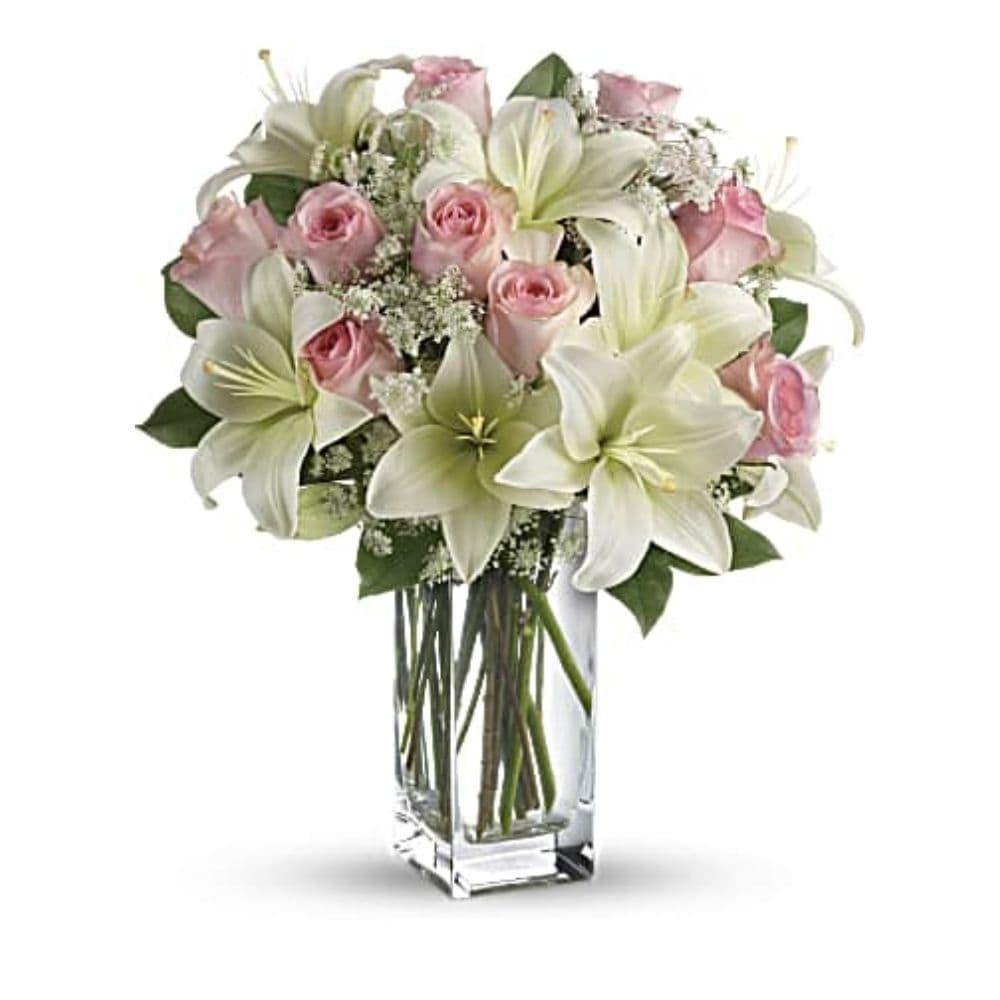 Heavenly and Harmony Bouquet - Shalimar Flower Shop