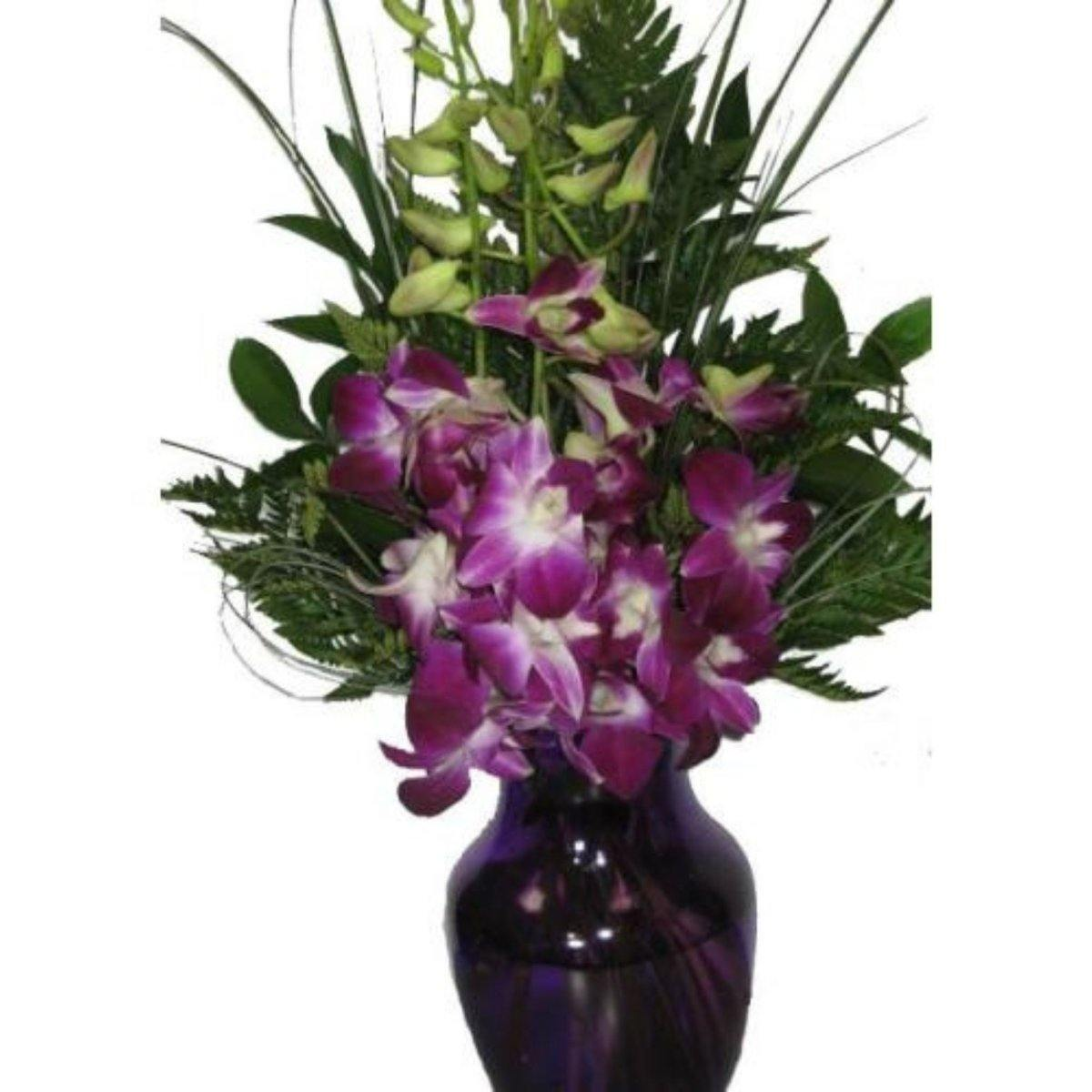 Purple Princess Bouquet - Shalimar Flower Shop