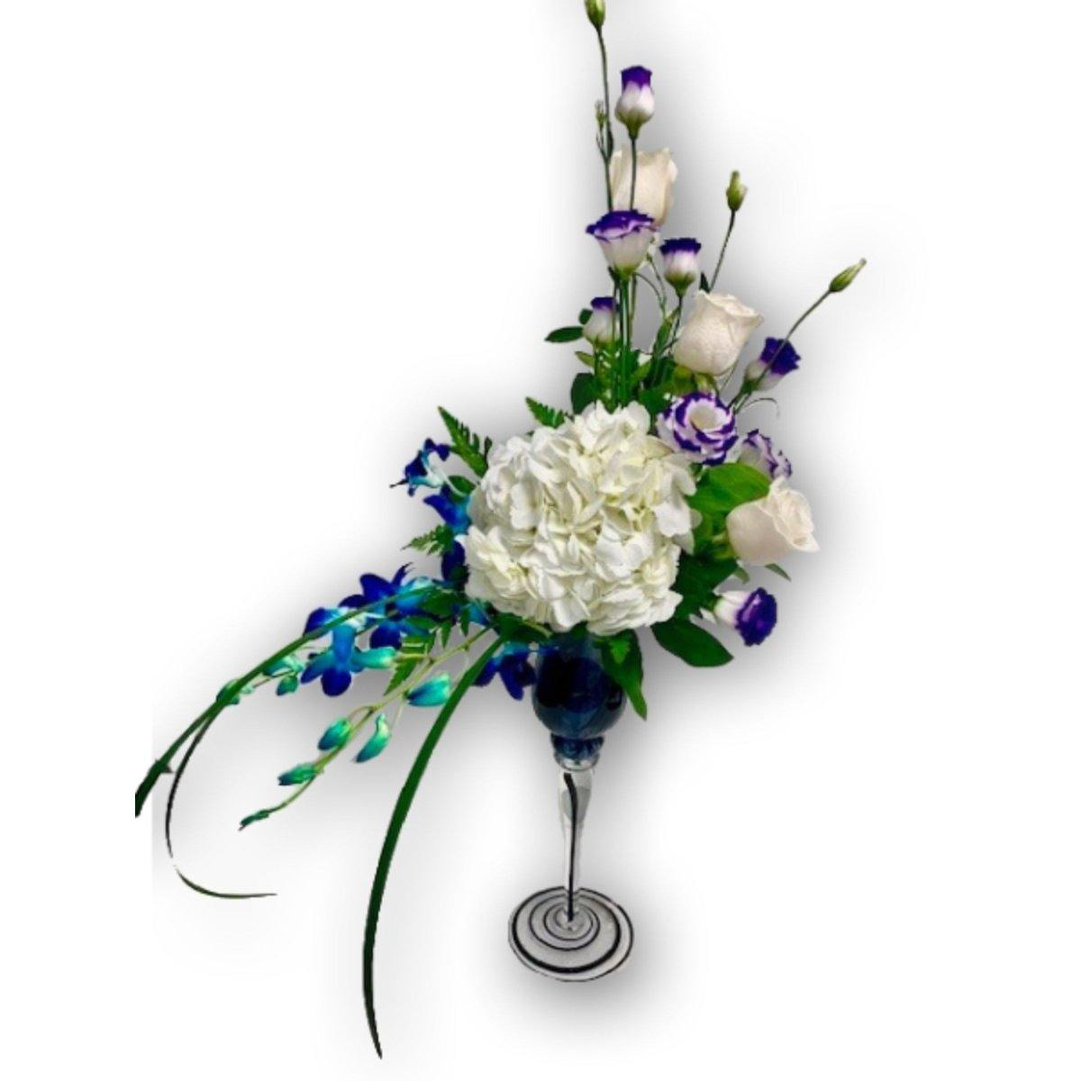 Royal Snowdrop Bouquet - Shalimar Flower Shop