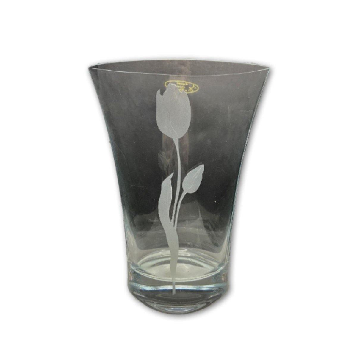 Single Rose Premium Vase - Shalimar Flower Shop