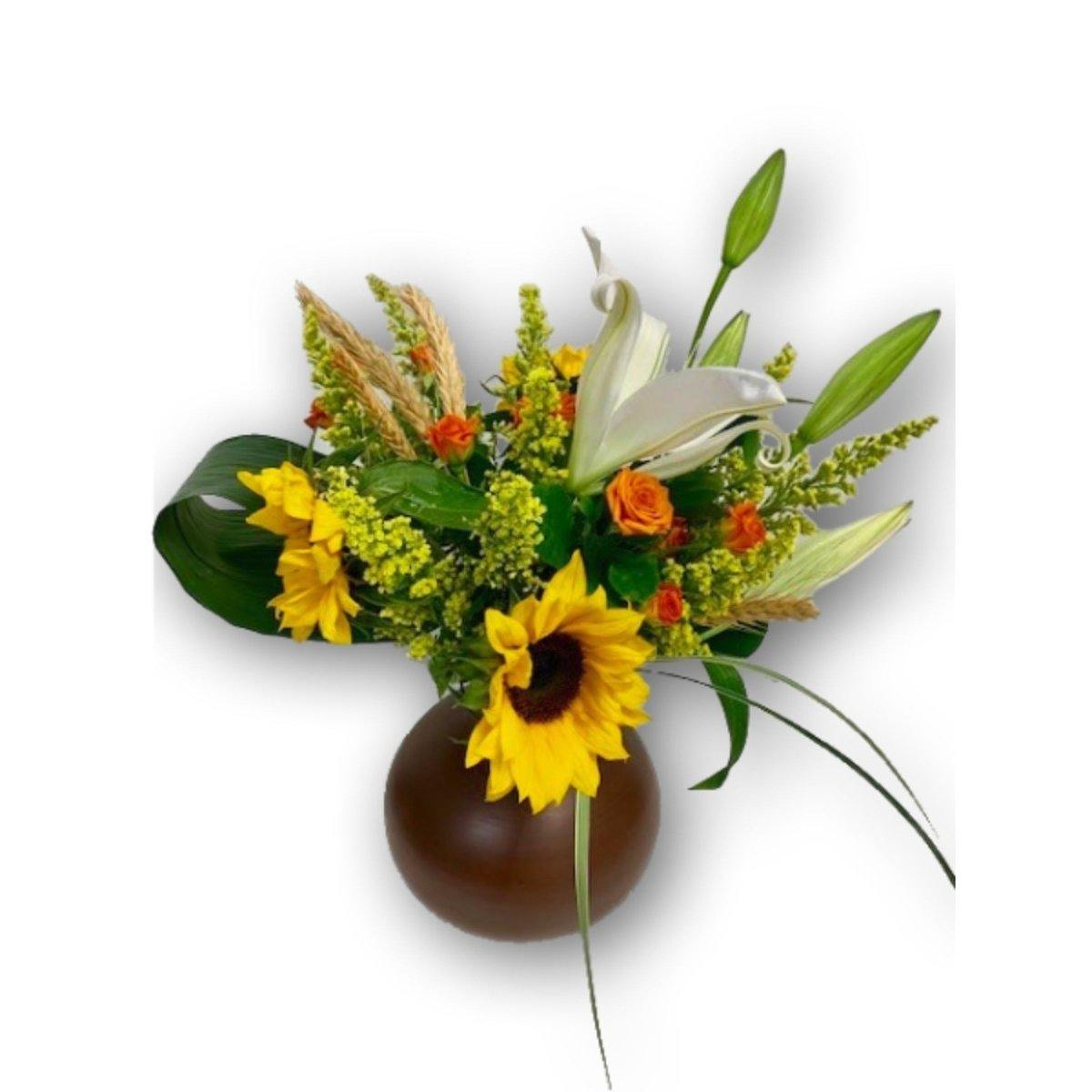 Sunflower Sunshine Arrangement - Shalimar Flower Shop