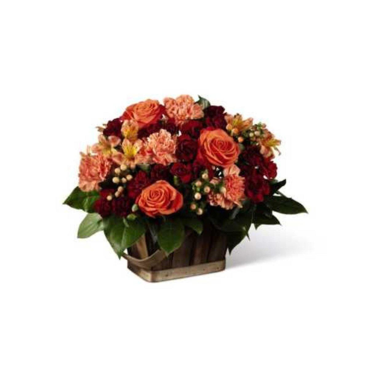 The FTD® Abundant Harvest Basket - Shalimar Flower Shop