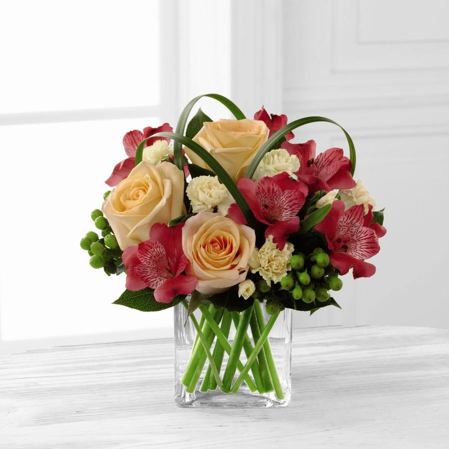 The FTD® All Aglow™ Bouquet - Shalimar Flower Shop