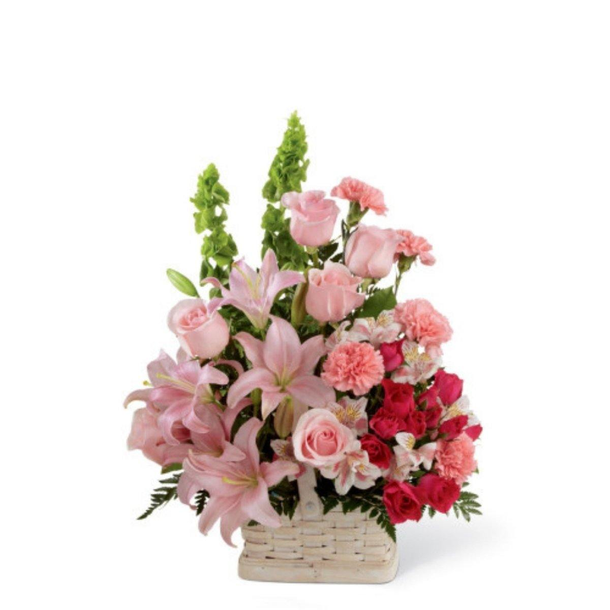 The FTD® Beautiful Spirit Arrangement - Shalimar Flower Shop