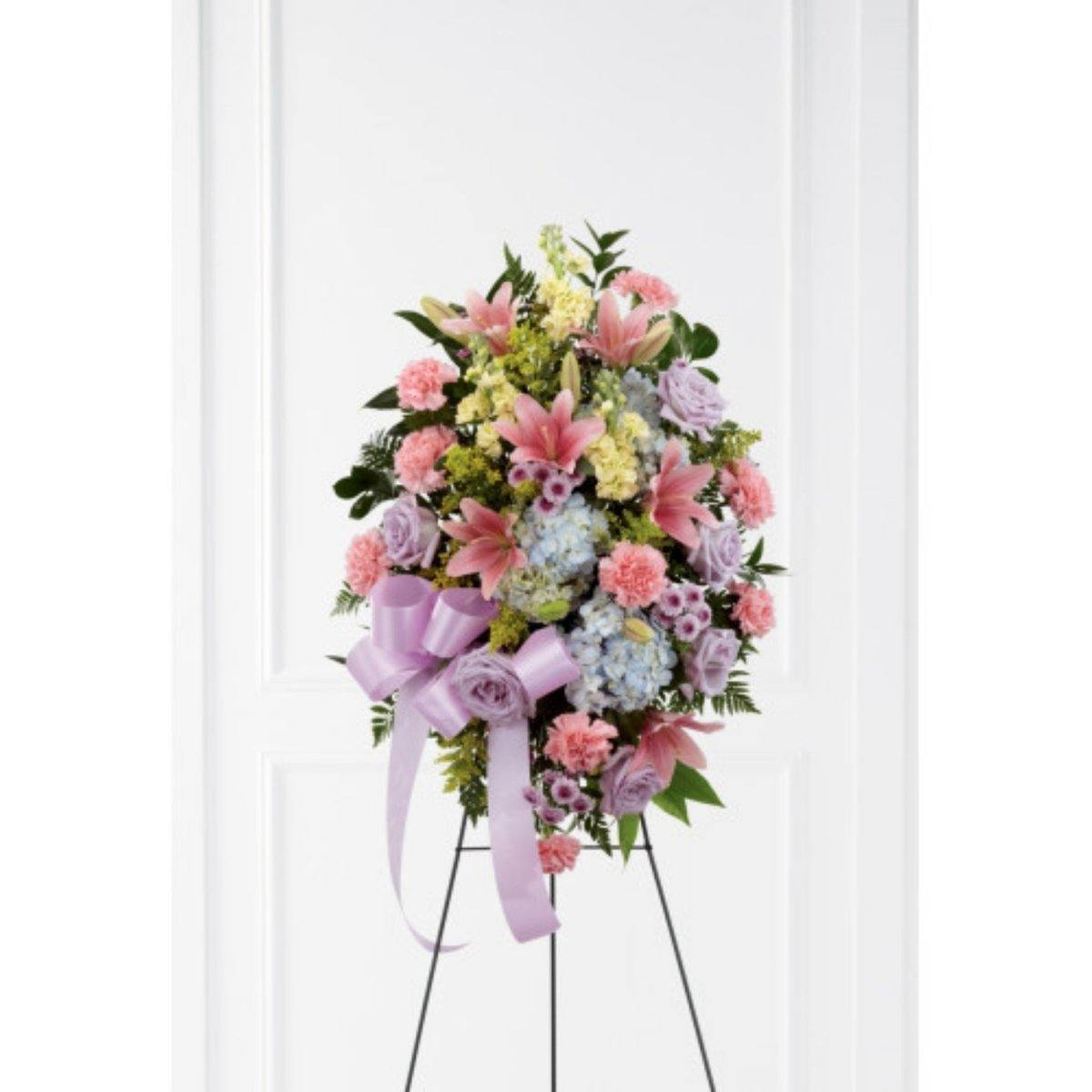 The FTD® Blessings of Earth Easel - Shalimar Flower Shop