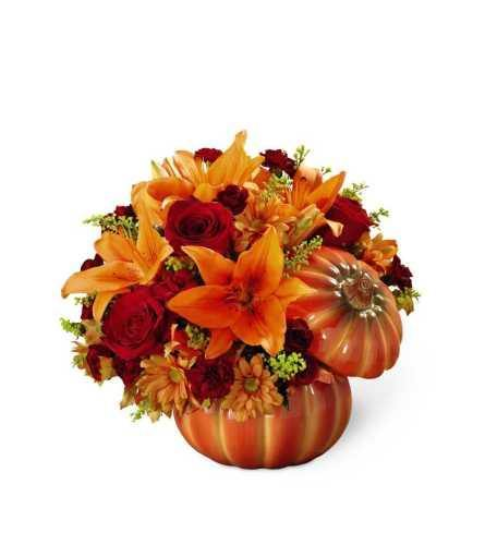 The FTD® Bountiful Bouquet 2016 - Shalimar Flower Shop