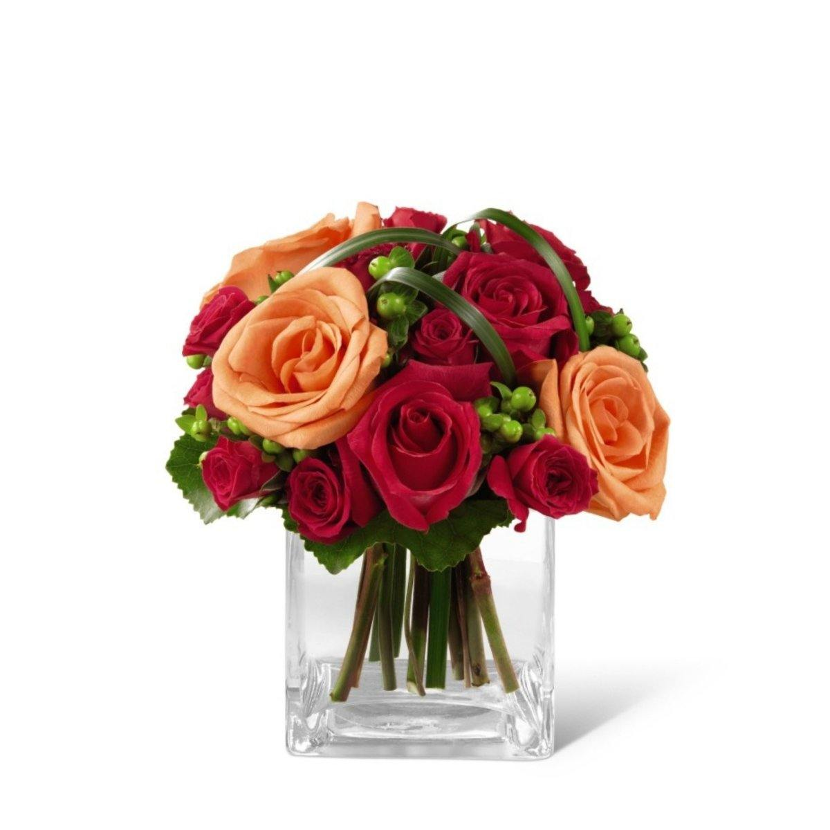 The FTD® Deep Emotions Rose Bouquet - Shalimar Flower Shop