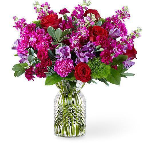 The FTD® Falling for You Bouquet - Shalimar Flower Shop