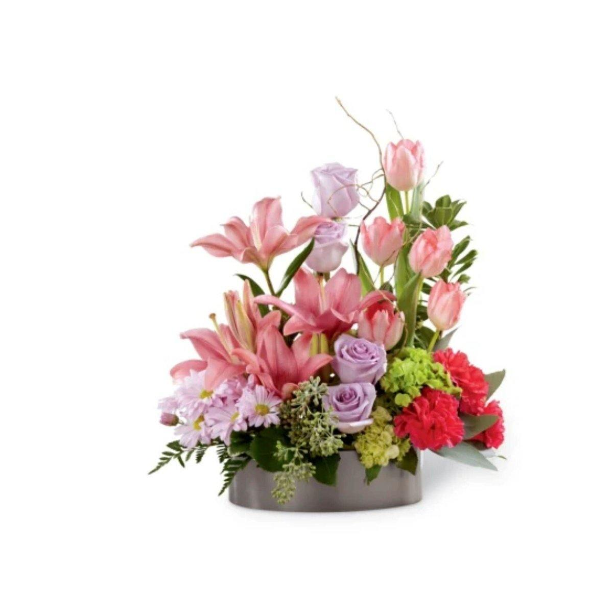 The FTD® Garden of Grace™ Mixed Planter - Shalimar Flower Shop