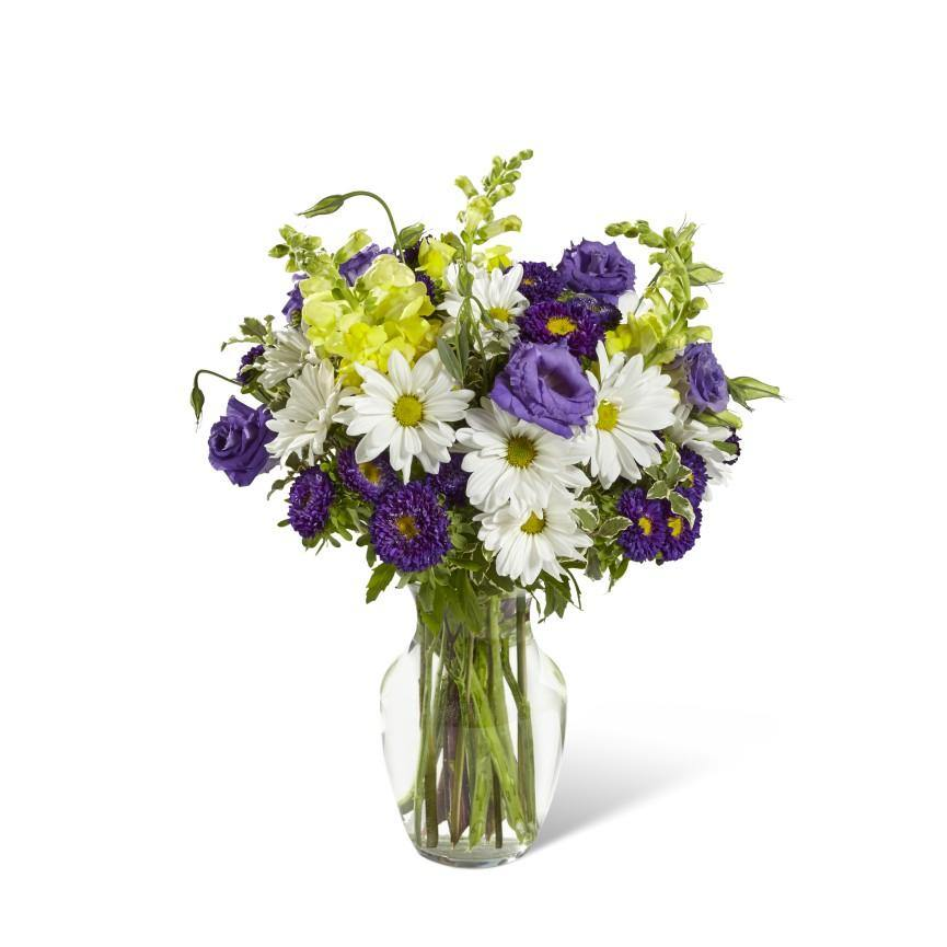 The FTD® Happiness Counts Bouquet - Shalimar Flower Shop