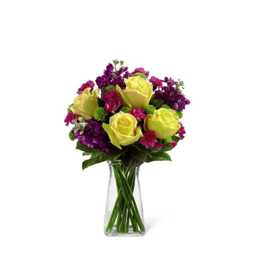 The FTD® Happy Times™ Bouquet - Shalimar Flower Shop