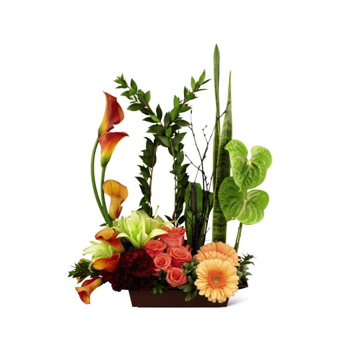 The FTD® Hopeful Promises Luxury Bouquet - Shalimar Flower Shop