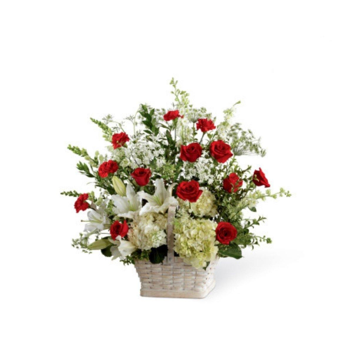 The FTD® In Loving Memory Arrangement - Shalimar Flower Shop