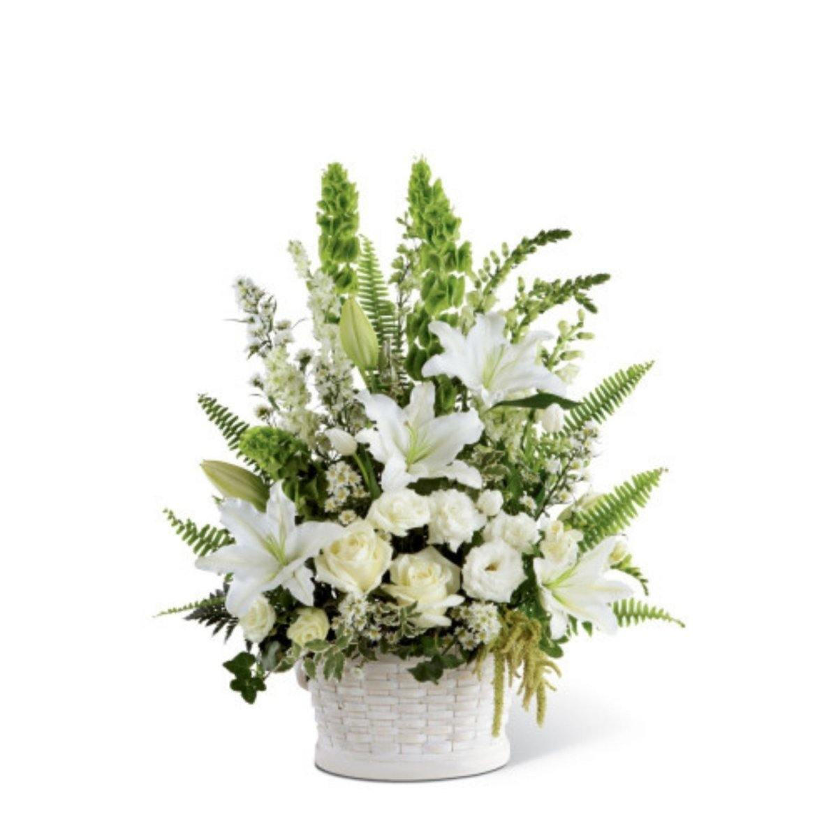 The FTD® In Our Thoughts Arrangement - Shalimar Flower Shop