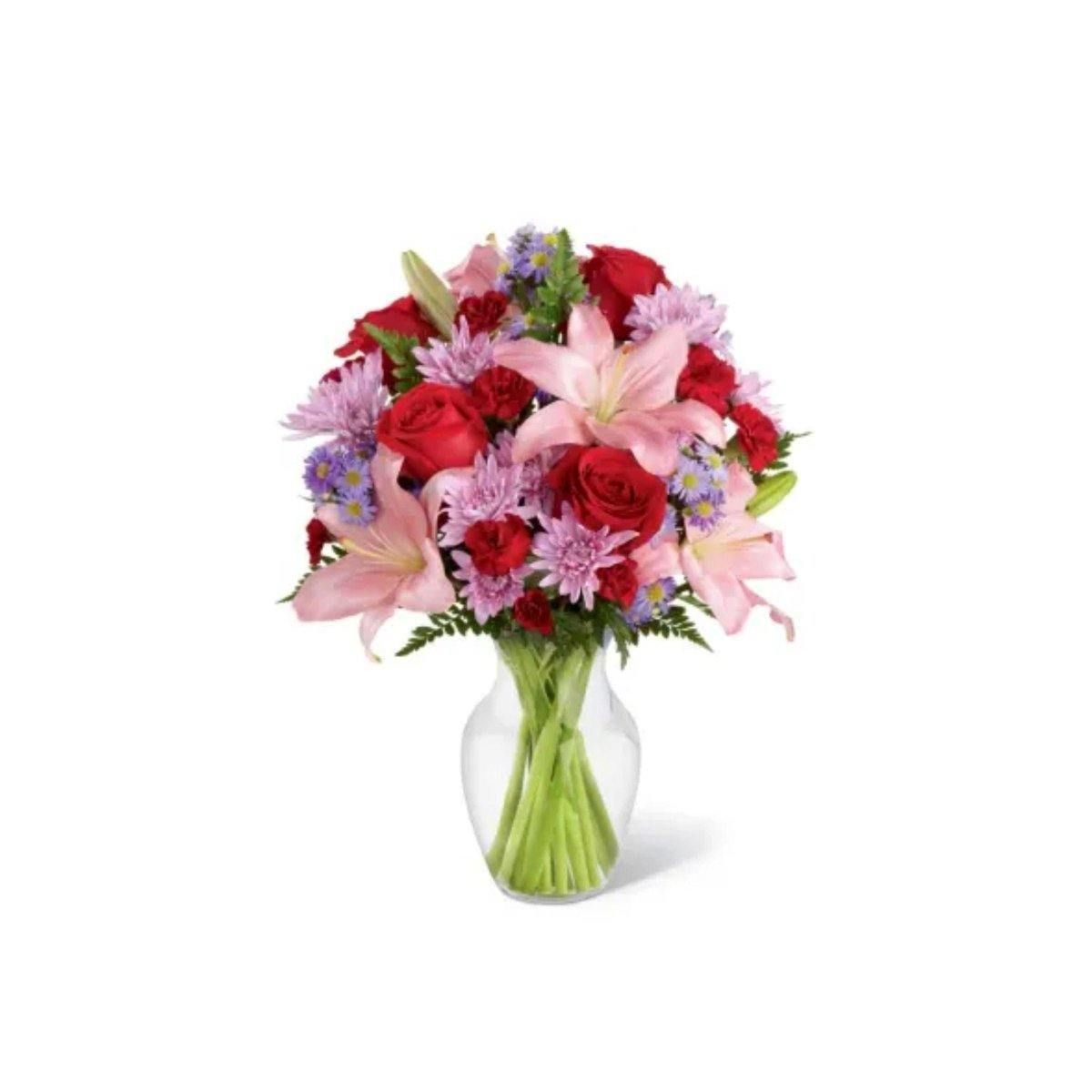 The FTD® Irresistible Love Bouquet - Shalimar Flower Shop