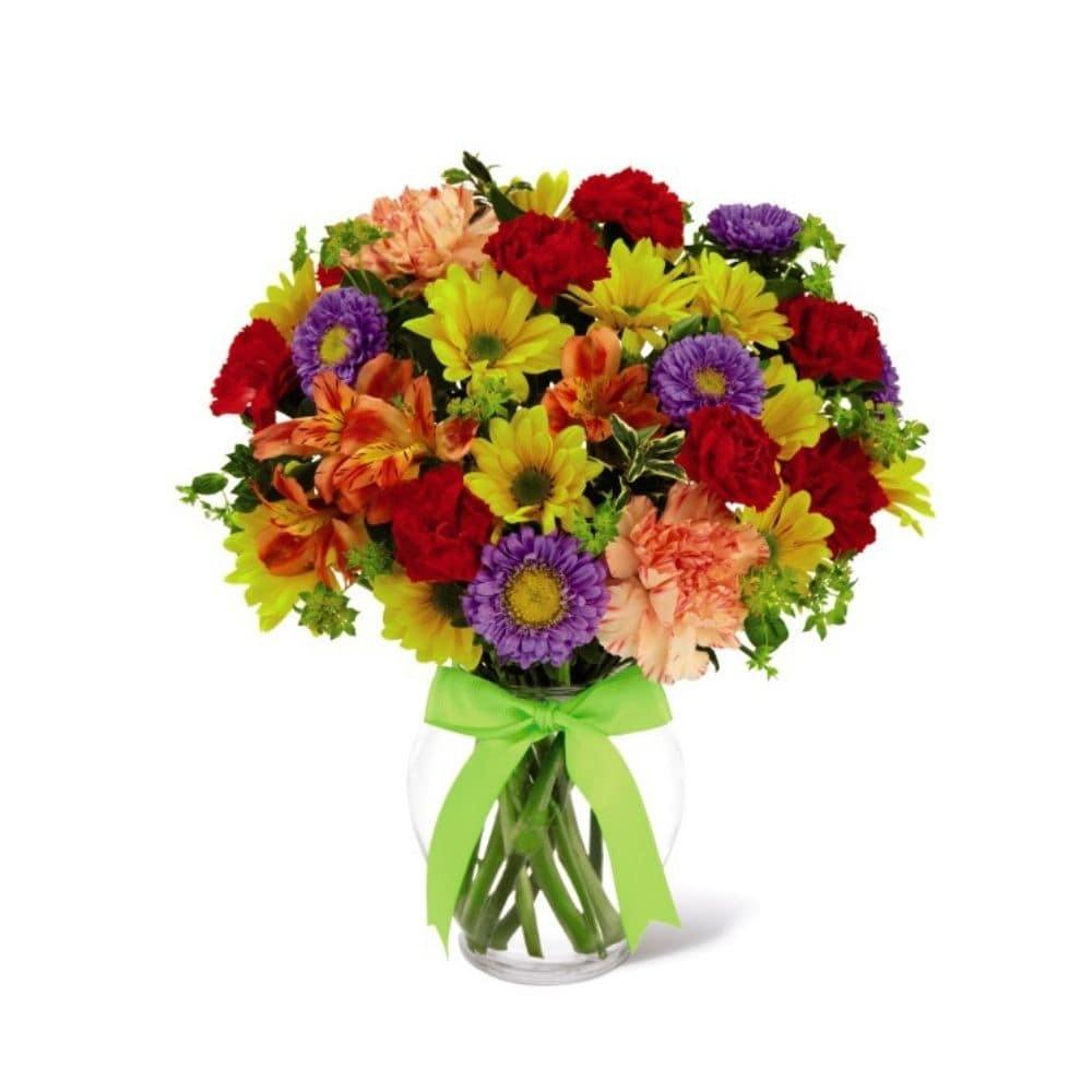 The FTD Light & Lovely Bouquet - Shalimar Flower Shop