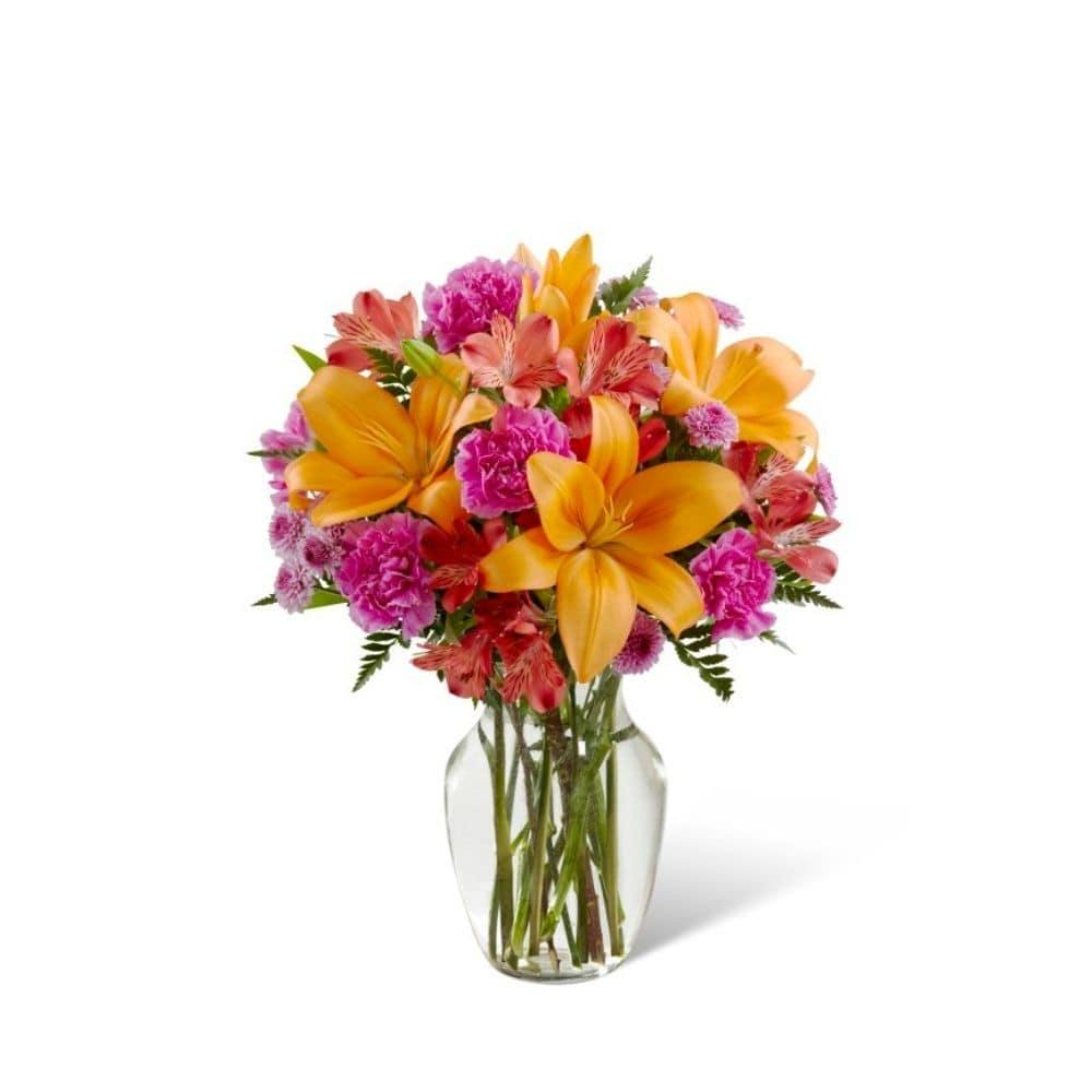 The FTD Light of My Life Bouquet - Shalimar Flower Shop