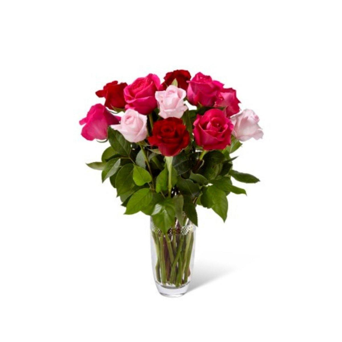 The FTD® Love Always Bouquet by Vera Wang - Shalimar Flower Shop