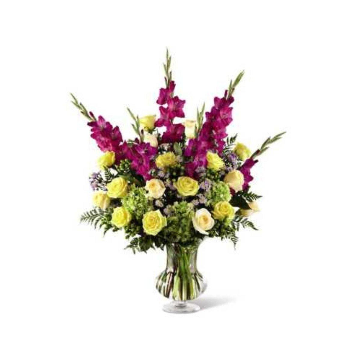 The FTD® Loveliness Arrangement - Shalimar Flower Shop