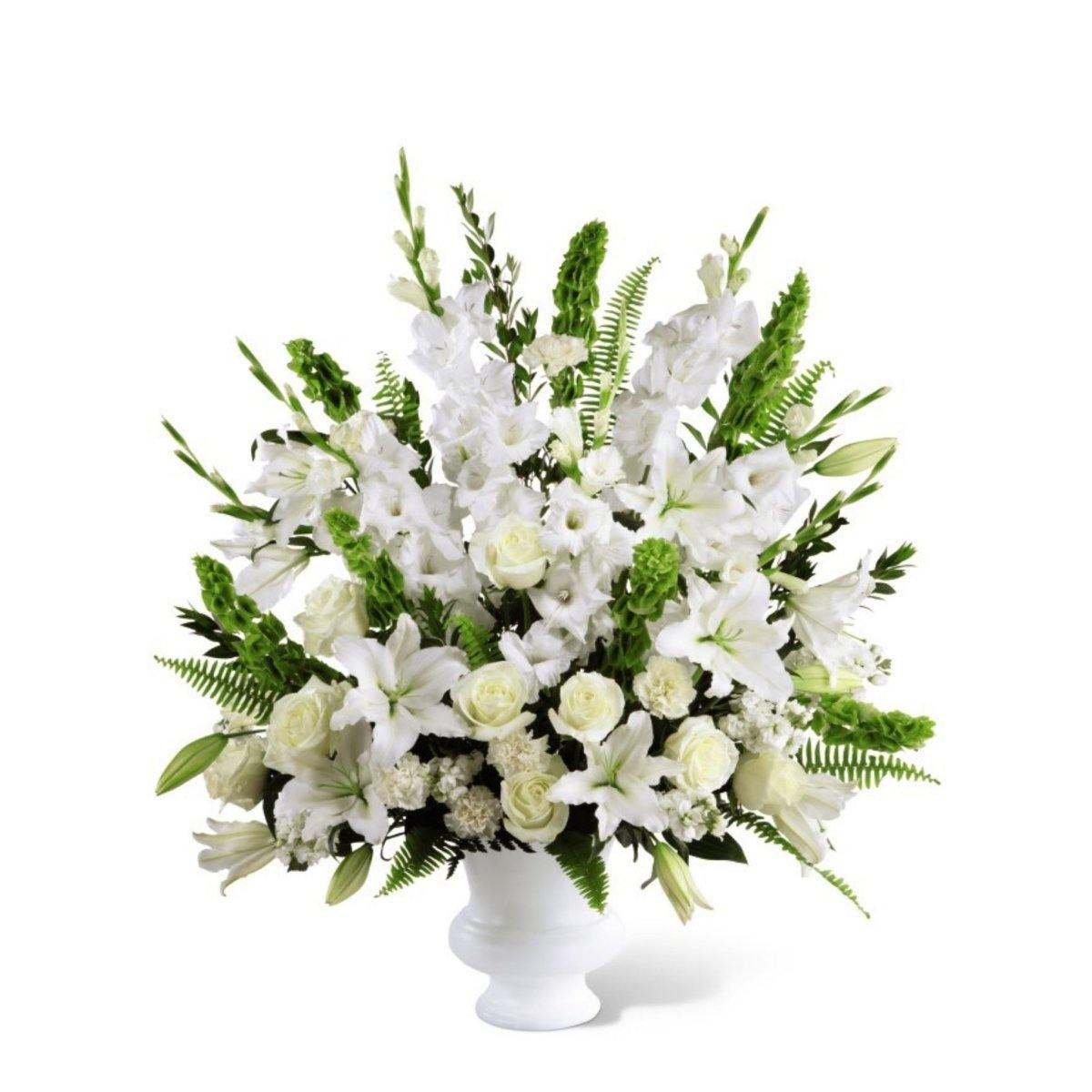 The FTD® Morning Stars Arrangement - Shalimar Flower Shop