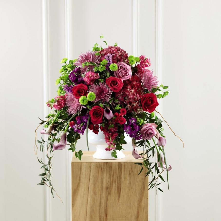 The FTD® Our Love Eternal Arrangement - Shalimar Flower Shop
