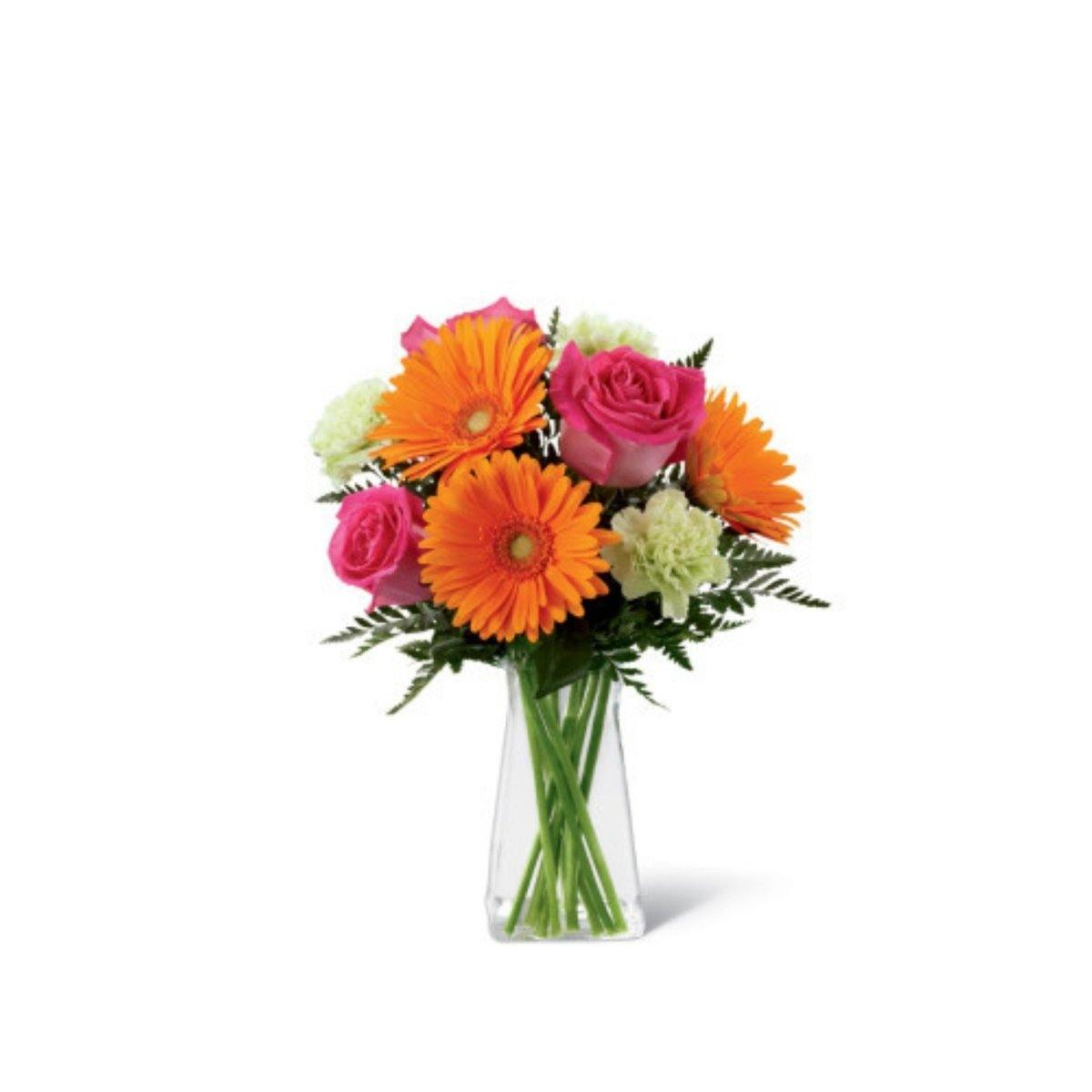 The FTD Pure Bliss Bouquet - Shalimar Flower Shop