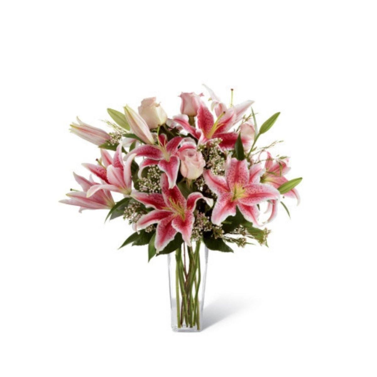The FTD Simple Perfection Bouquet - Shalimar Flower Shop