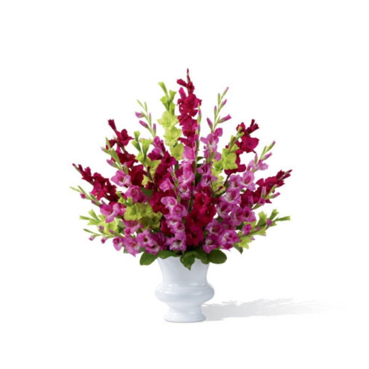 The FTD® Solemn Offering Arrangement - Shalimar Flower Shop