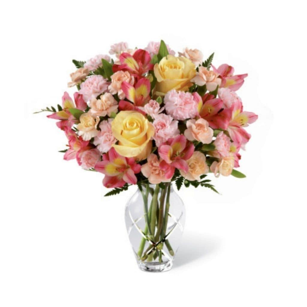 The FTD® Spring Garden Bouquet - Shalimar Flower Shop