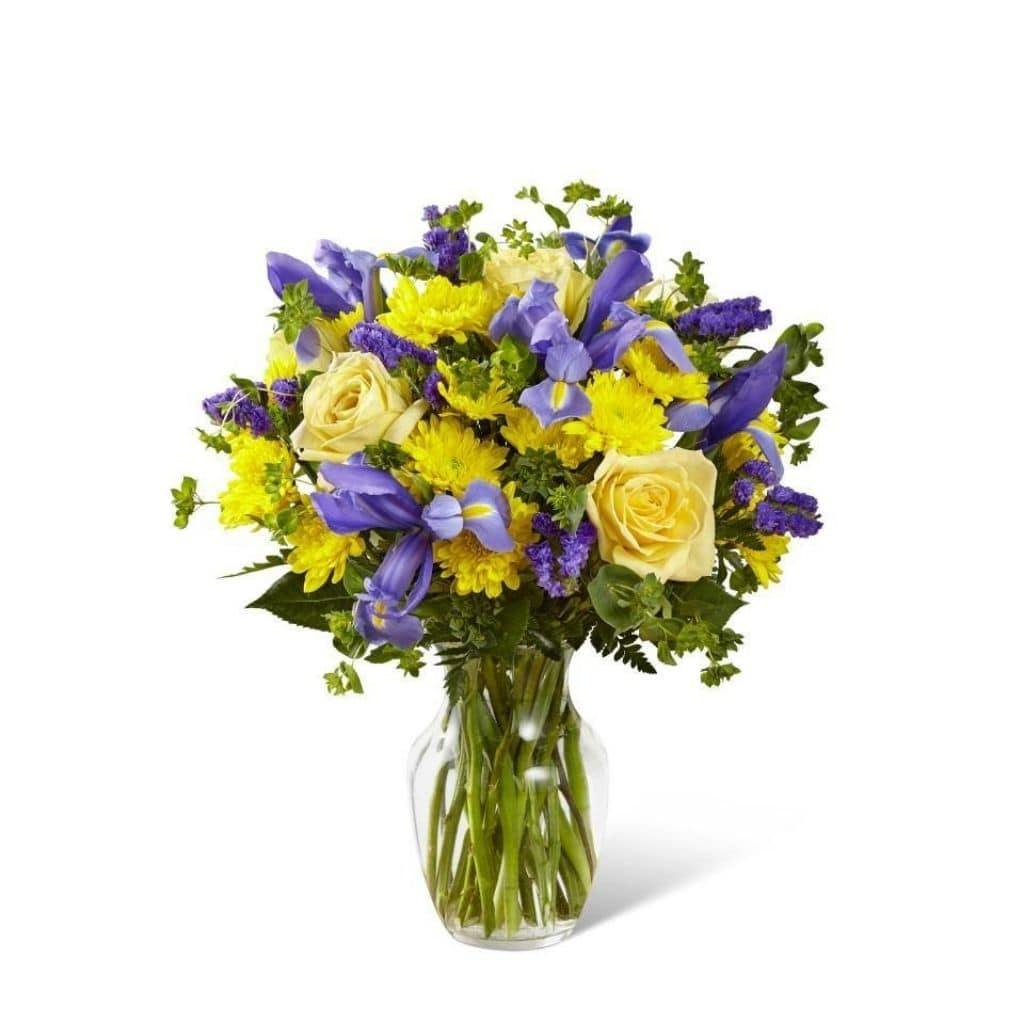 The FTD® Sunlit Treasures Bouquet - Shalimar Flower Shop