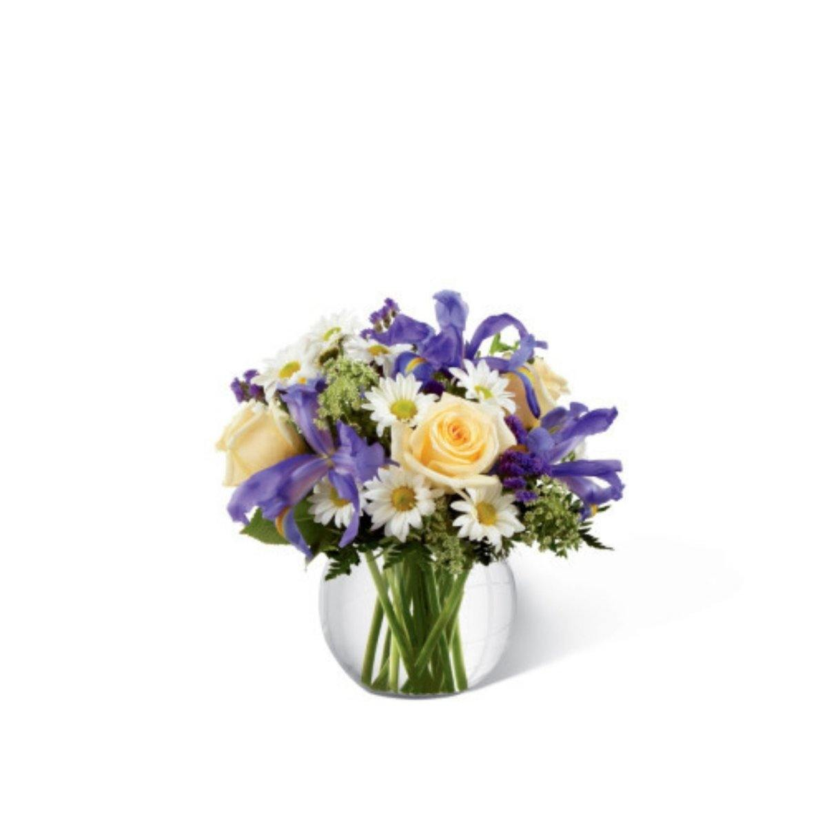 The FTD® Sweet Beginnings Bouquet - Shalimar Flower Shop