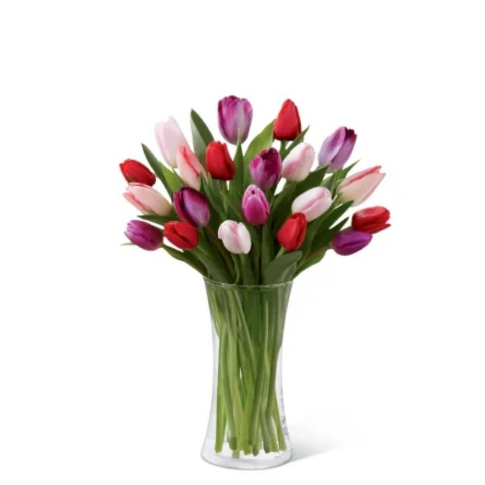 The FTD Tender Tulips Bouquet - Shalimar Flower Shop