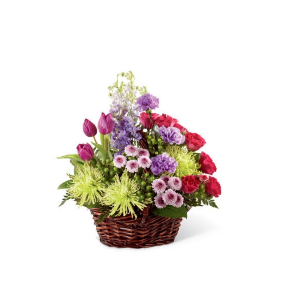 The FTD® Truly Loved Basket