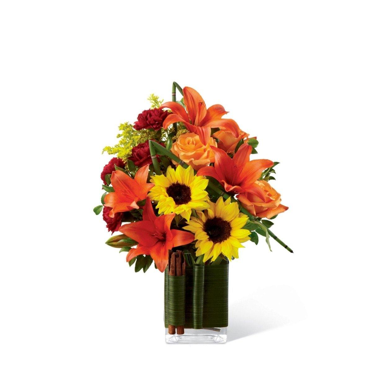 The FTD® Vibrant Views Bouquet 2014