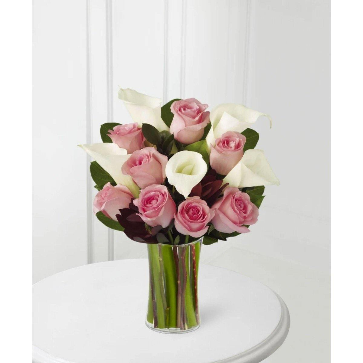 The FTD® Warm Embrace Bouquet - Shalimar Flower Shop
