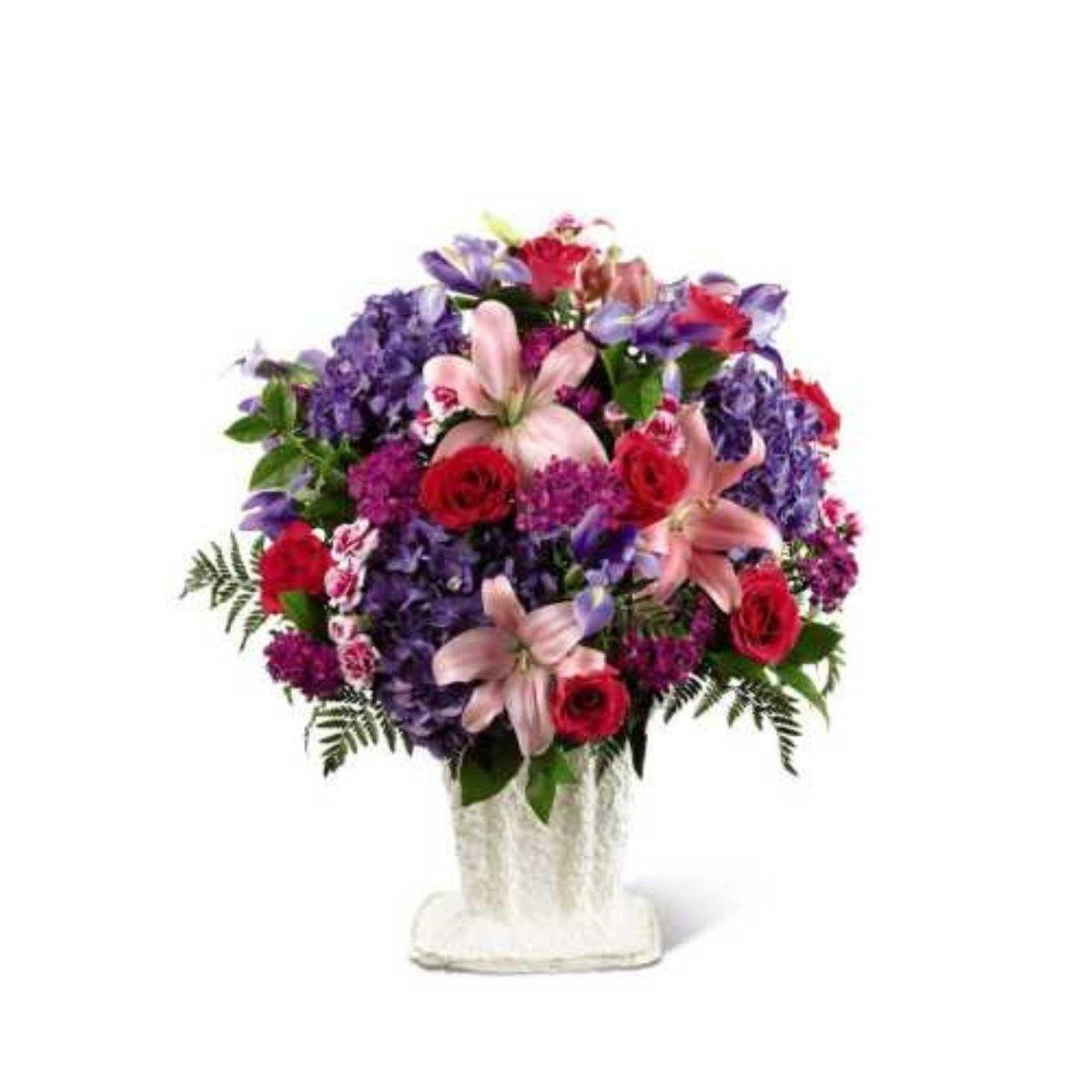 The FTD® We Fondly Remember Arrangement - Shalimar Flower Shop