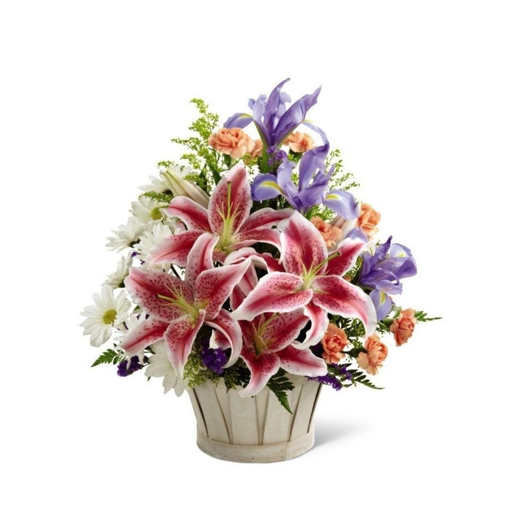The FTD® Wondrous Nature Bouquet - Shalimar Flower Shop
