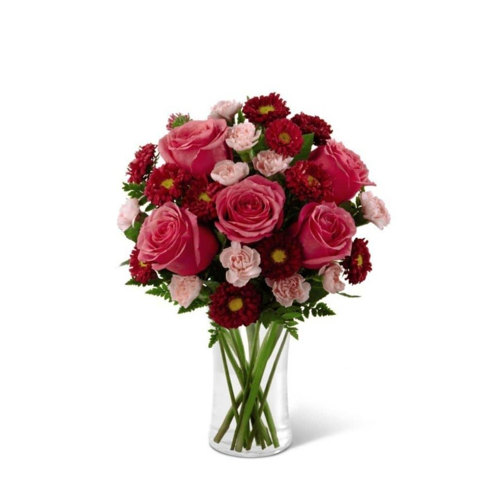 The Precious Heart Bouquet by FTD® - Shalimar Flower Shop