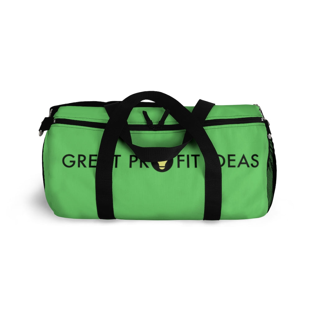 Great Profit Ideas Duffel Bag