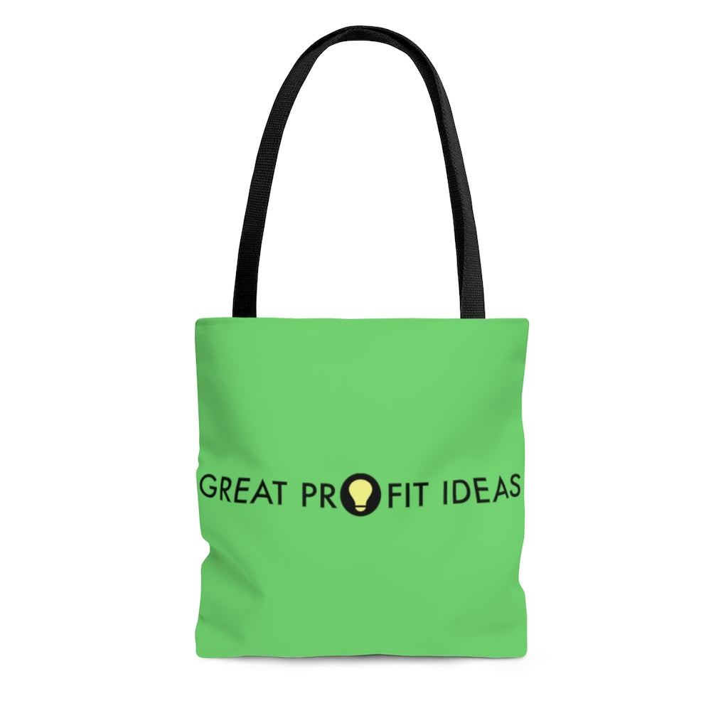 Great Profit Ideas Tote Bag