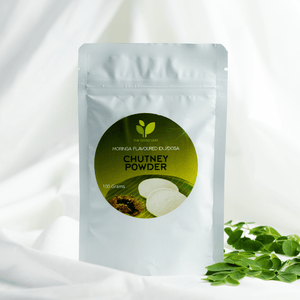 Moringa Chutney Powder | The Good Leaf