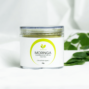 Moringa Face Pack | The Good Leaf