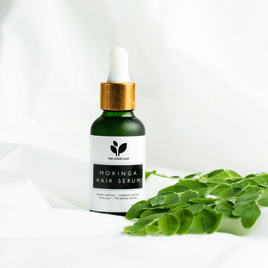 Moringa Hair Serum | The Good Leaf