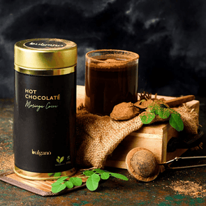 Moringa Hot Chocolate | The Good Leaf