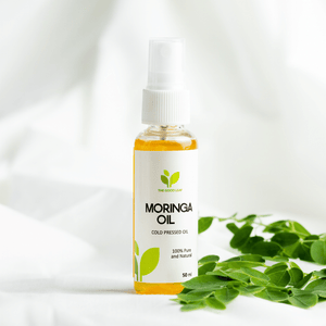 Moringa Oil | The Good Leaf