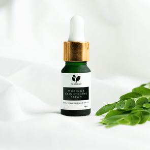 Moringa Brightening Serum | The Good Leaf